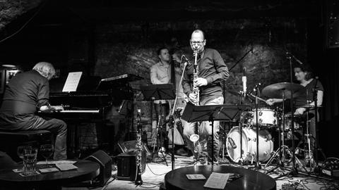 Oliver Leicht Quartett