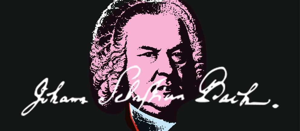 Porträit J.S. Bach