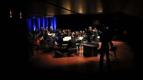 hr-Bigband mit Bach goes Big Band