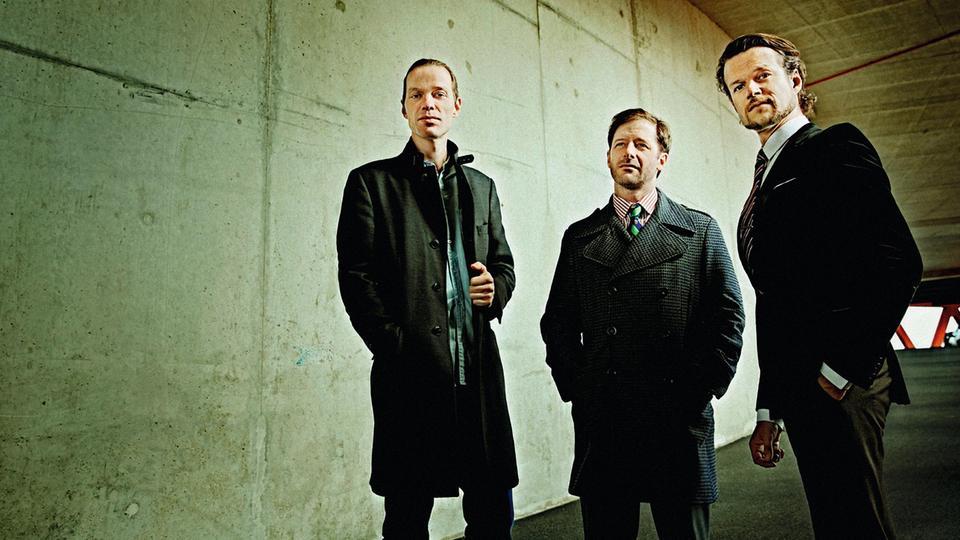 Drei Männer