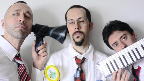 3 Musiker