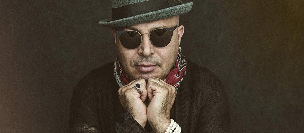 Portrait Dhafer Youssef