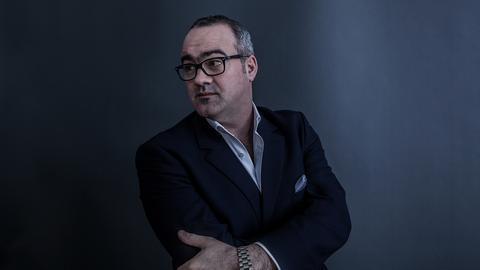 Portrait Jeff Cascaro