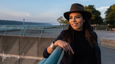 Portrait Melissa Aldana