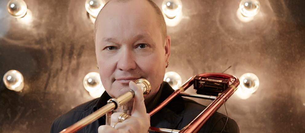 Portrait Nils Landgren