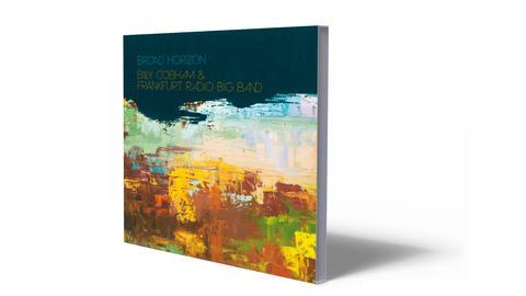 CD-Cover Broad Horizon