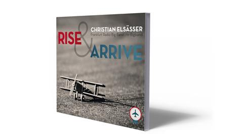 CD-Cover Rise & Arrive