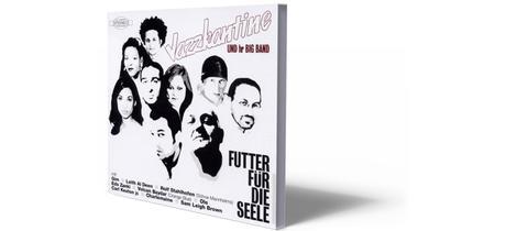 CD-Cover Futter für die Seele