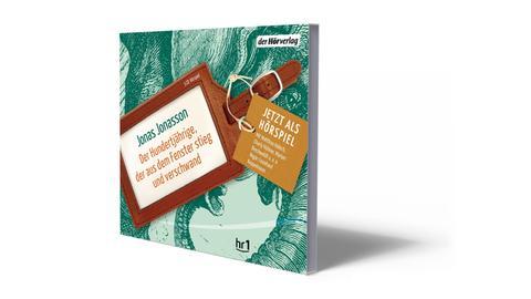CD-Cover Der Hundertjährige, der aus dem Fenster stieg und verschwand