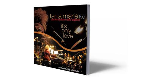 CD-Cover It's Only Love