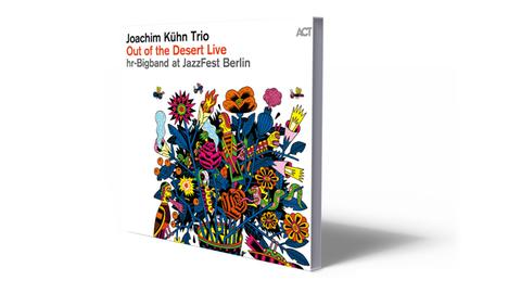 CD-Cover Out of the Desert