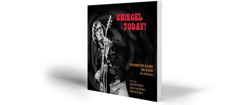 CD-Cover: Mann spielt Gitarre