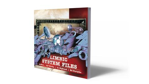 CD-Cover Limbic System Files