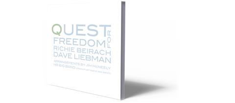 CD-Cover Quest For Freedom