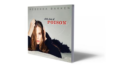 CD-Cover Little Drop of Poison
