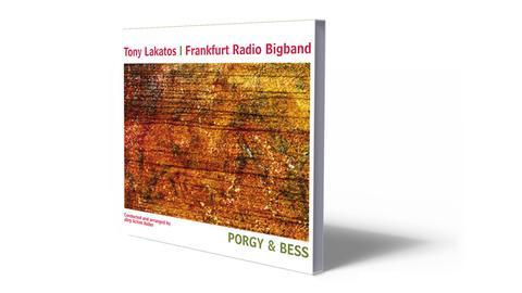 CD-Cover Porgy & Bess