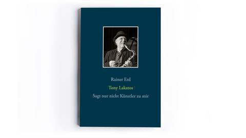 """Buchcover """"Tony Lakatos"""""""